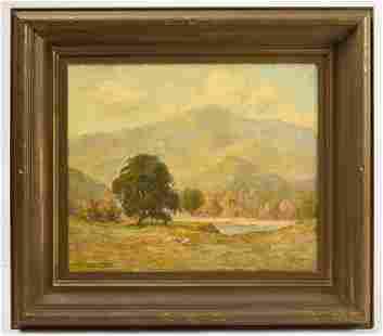 Edwin Dawes - California Landscape Painting