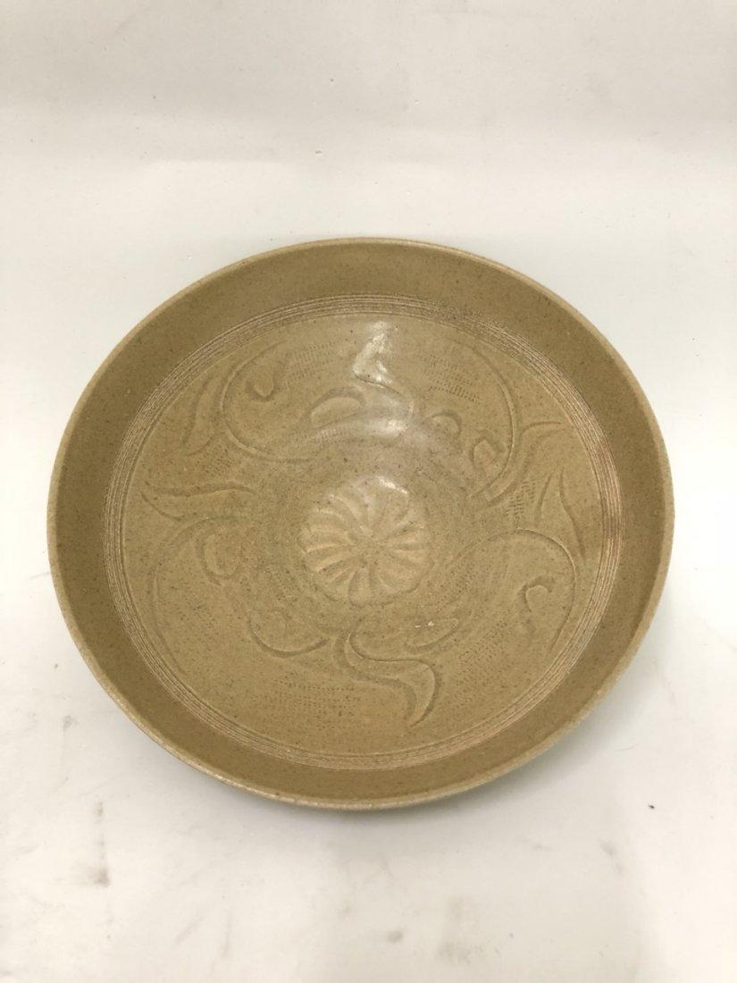 A vietnamese celadon stoneware, 16th C