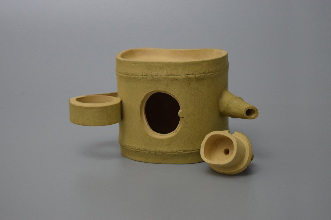 A Bamboo Style Clay - 5