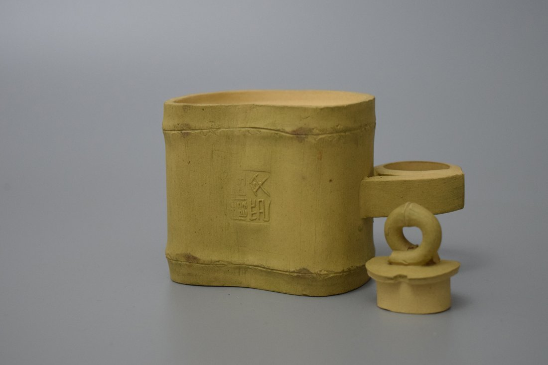 A Bamboo Style Clay - 6