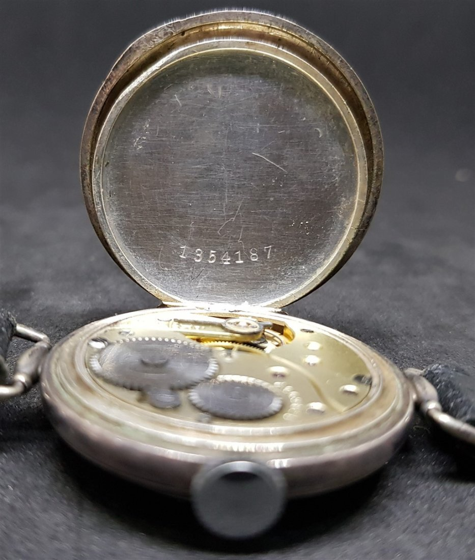 Rarest Omega Officers Trench Watch (Dedicated WWI) - 7