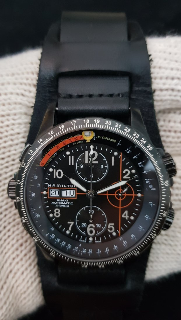 Hamilton X-wind Pilot's Chronograph Limited Edition
