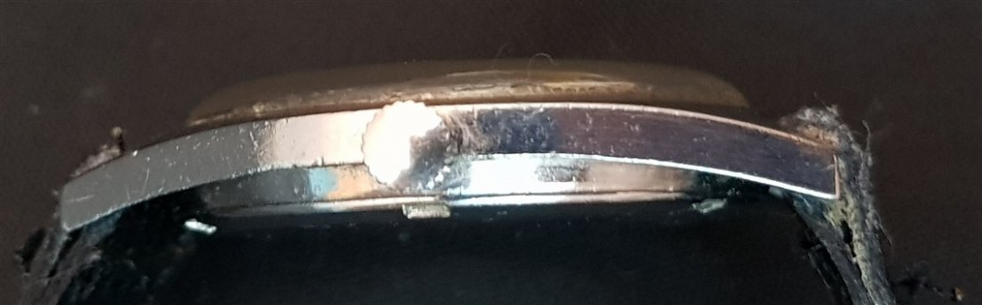Omega Geneve Cal. 601 Stainless Steel 1969 - 2