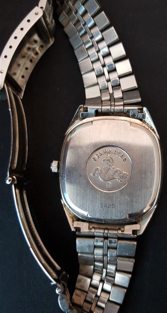 Gentleman's Omega Quartz 1980's Watch - 5