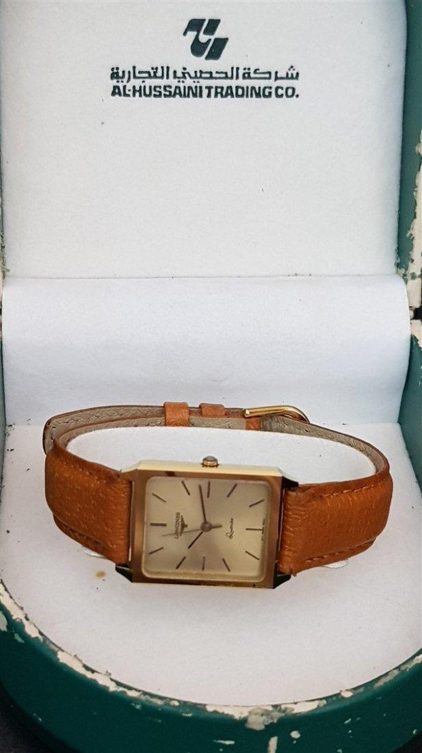 Longines Dealer's Special Scratch Resist Case Watch - 5