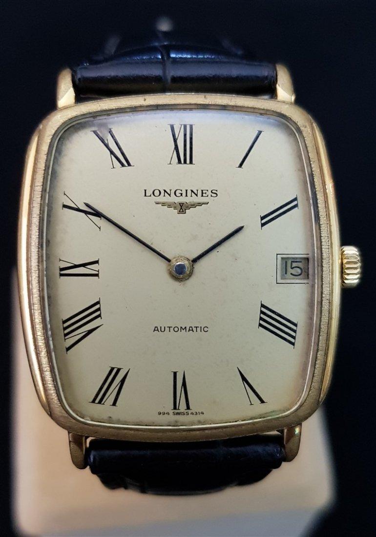 Vintage Gentleman's Longines Automatic L994.1 - 2