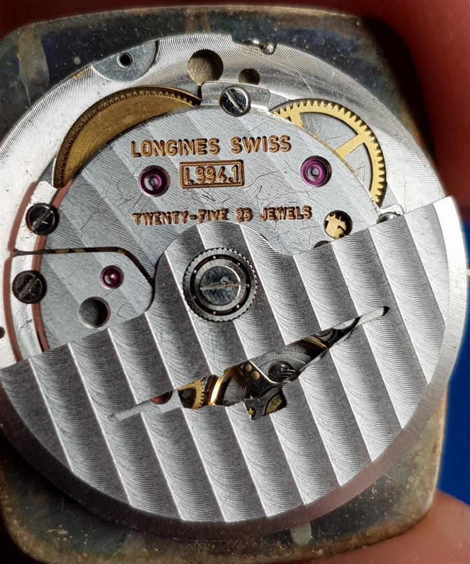 Vintage Gentleman's Longines Automatic L994.1 - 6