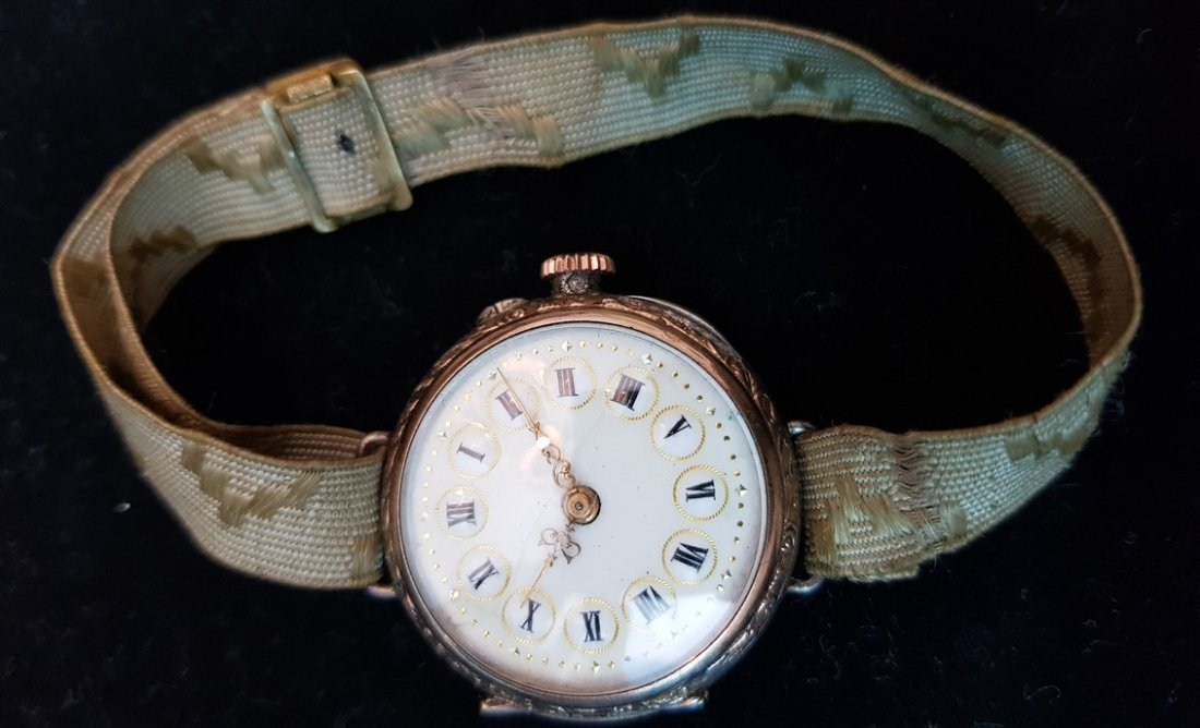 Ladies French Jeweller Made Pre 1910's Watch