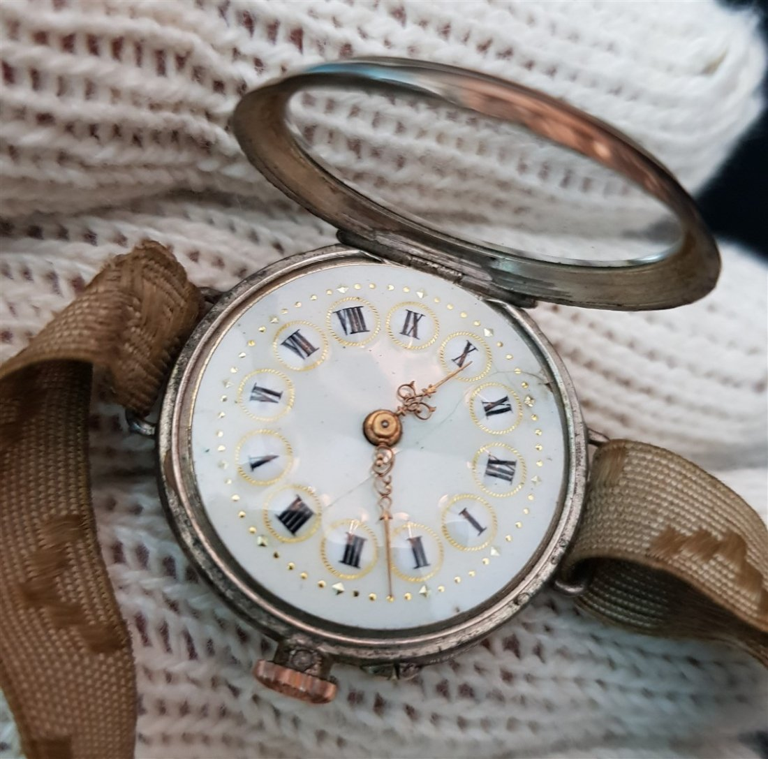 Ladies French Jeweller Made Pre 1910's Watch - 2
