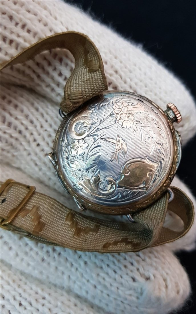 Ladies French Jeweller Made Pre 1910's Watch - 3