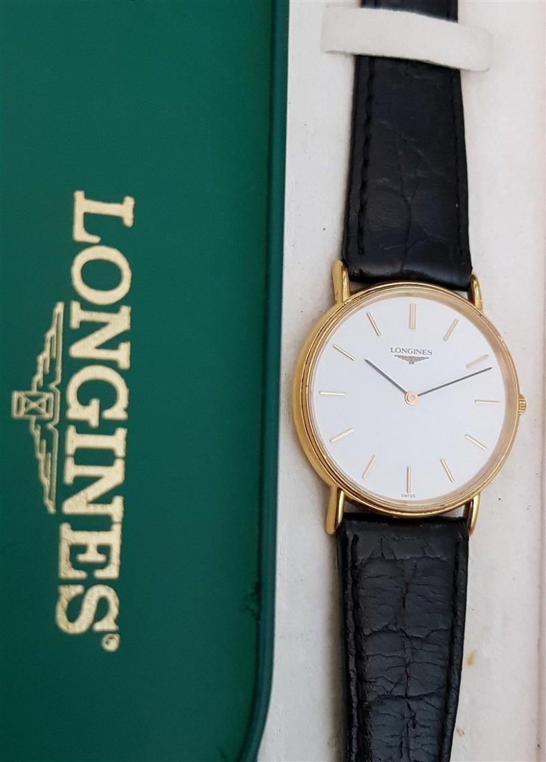 Gentleman's Longines La Grande Classique L4.637.2