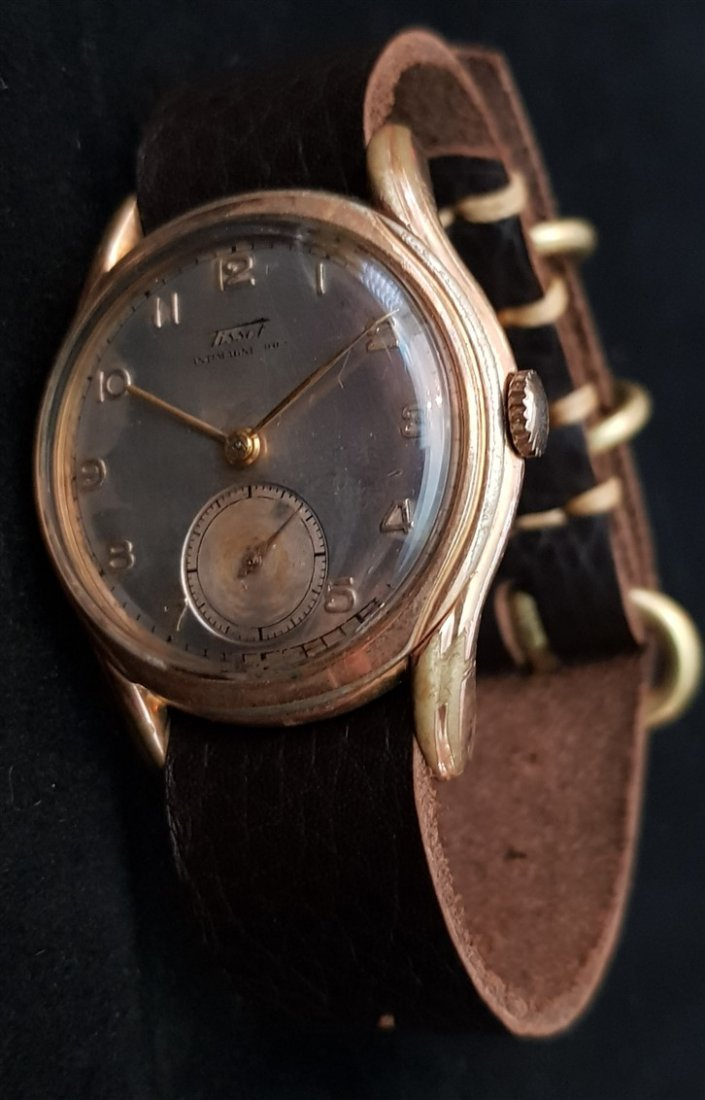 Rare Tissot Antimagnetique - 2