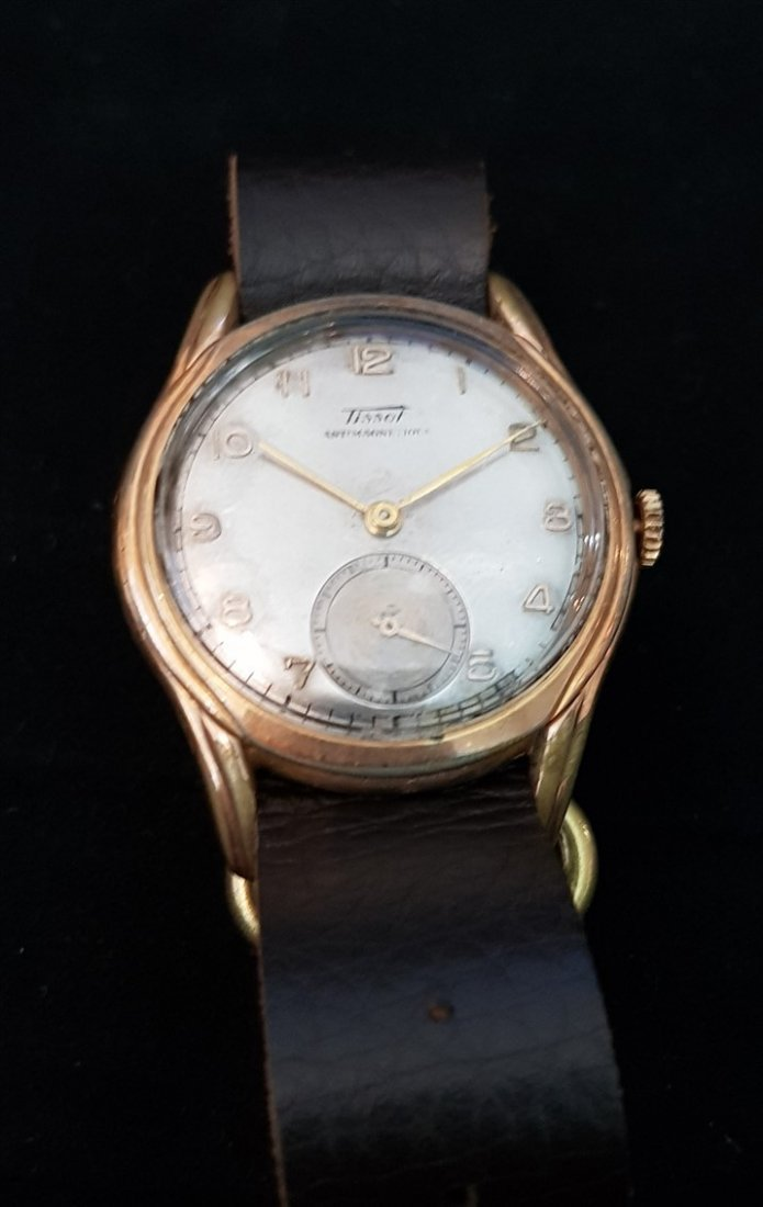 Rare Tissot Antimagnetique - 3