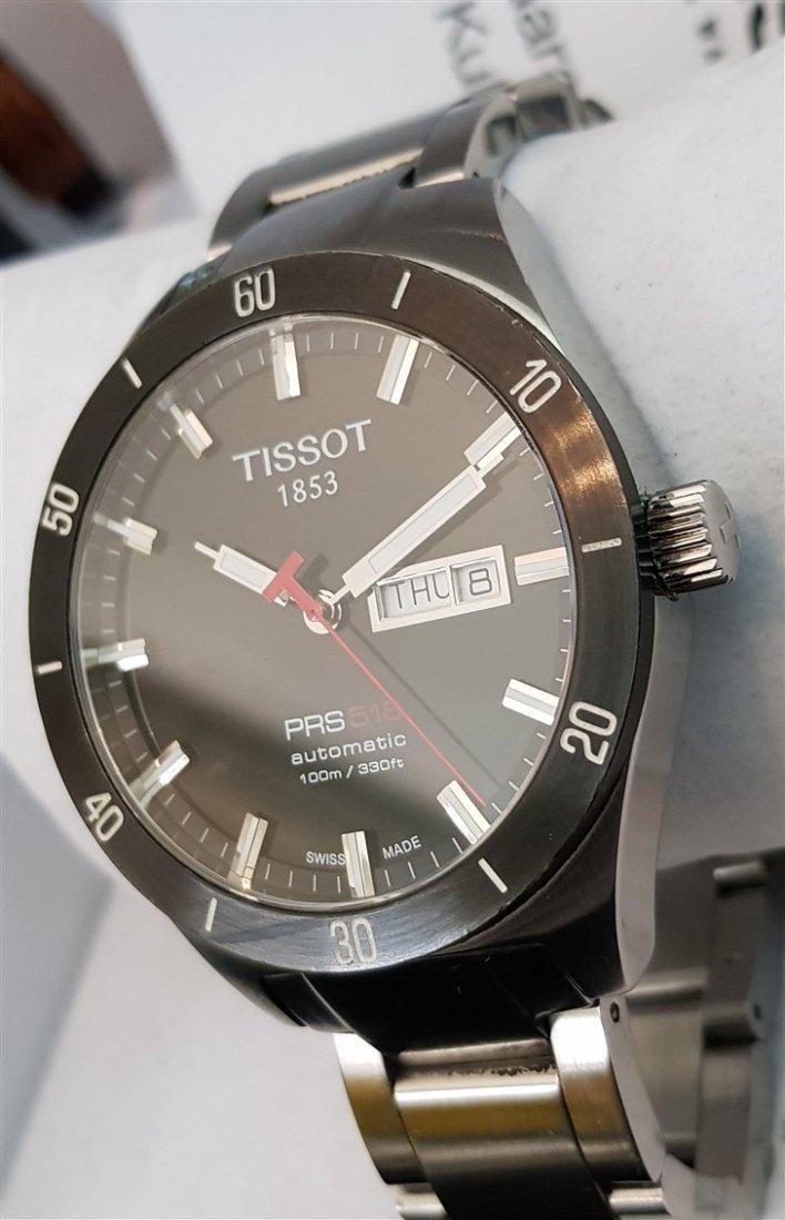Tissot PRS 516 Automatic Black Dial BOX SET - 2