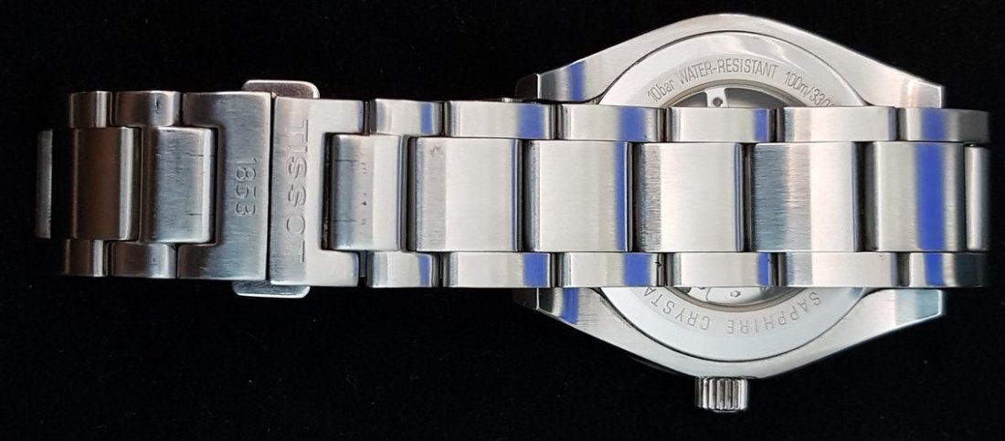 Tissot PRS 516 Automatic Black Dial BOX SET - 4