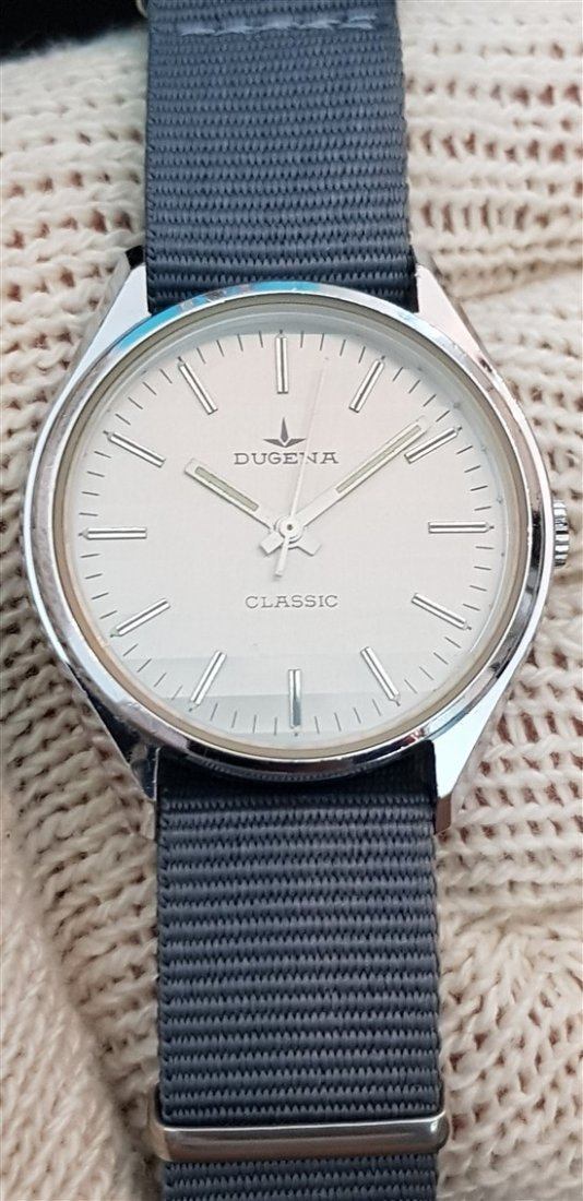 Dugena Classic Lovely Degrade Dial Watch