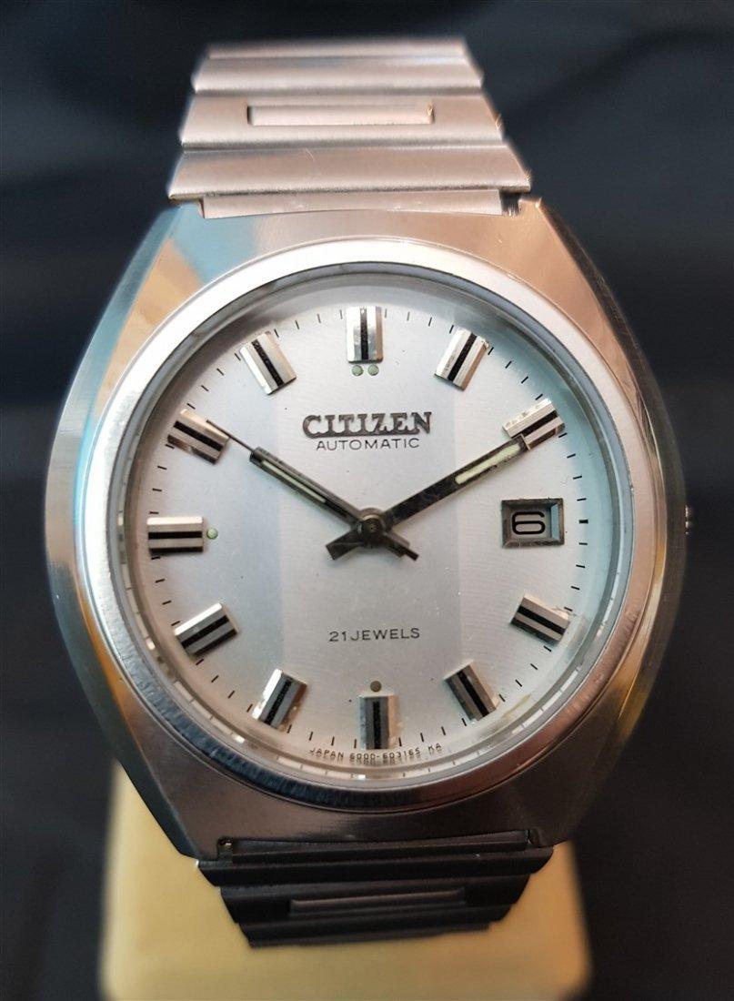 Gentleman's Citizen Automatic 21 Jewels - 2