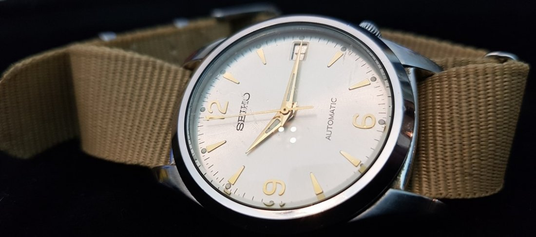 Gent's 1990's Seiko Automatic