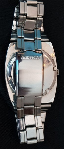 Ultra Rare 70's Seiko Automatic Mother Of Pearl Dial - 5