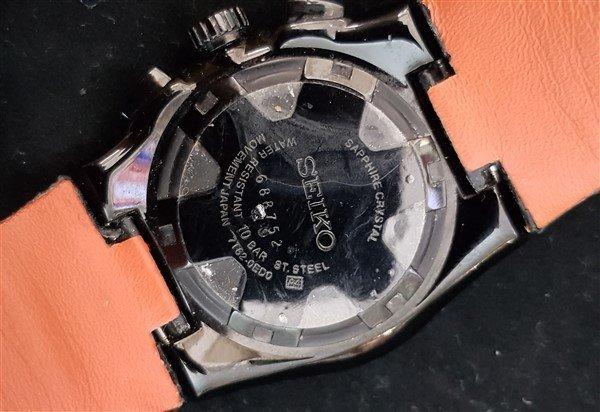 Seiko Chronograph 4T62-0ED0 - 4