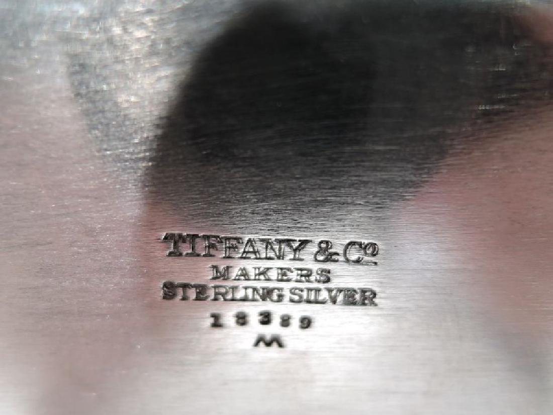 Tiffany Sterling Silver Coffeepot in Desirable Hampton - 5