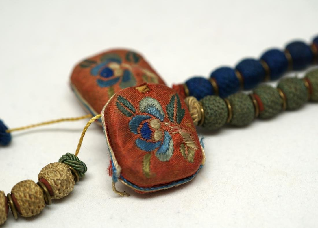 A Pair of Chinese Hanging Pendants - 5