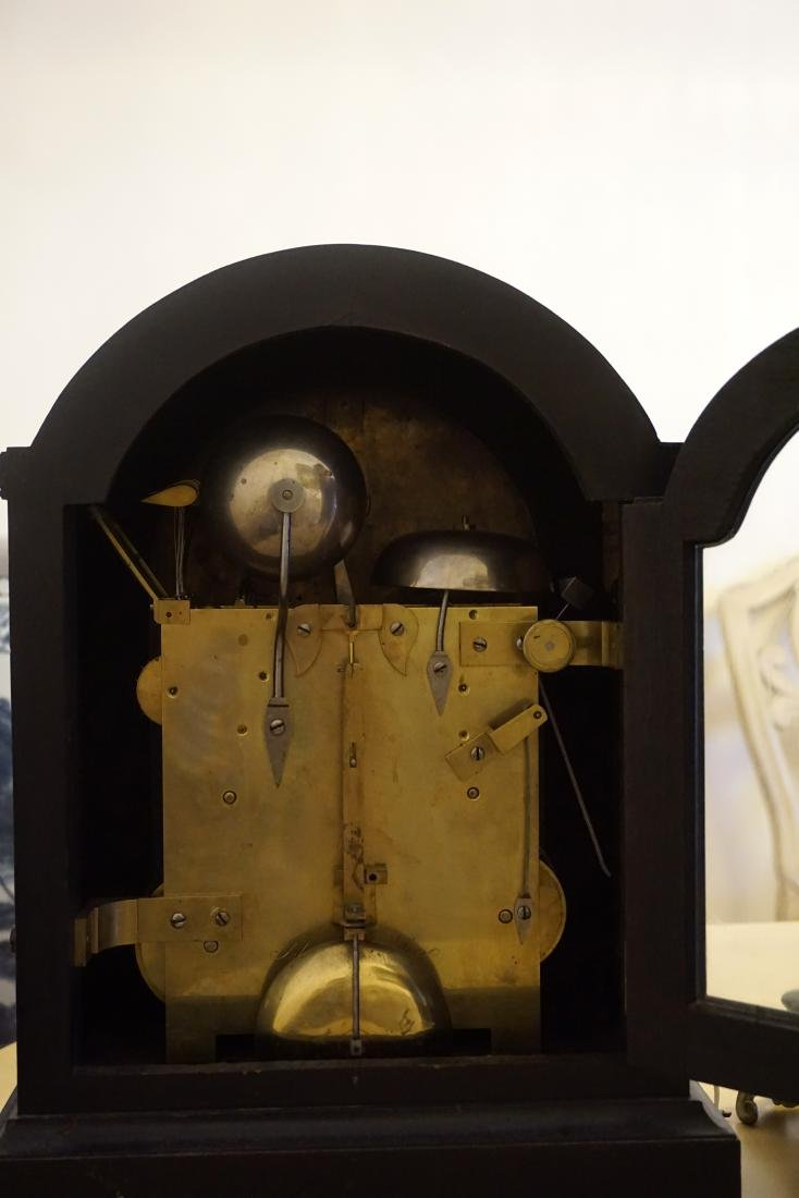 Masterpiece English Clock made by John Moore & Son with - 2