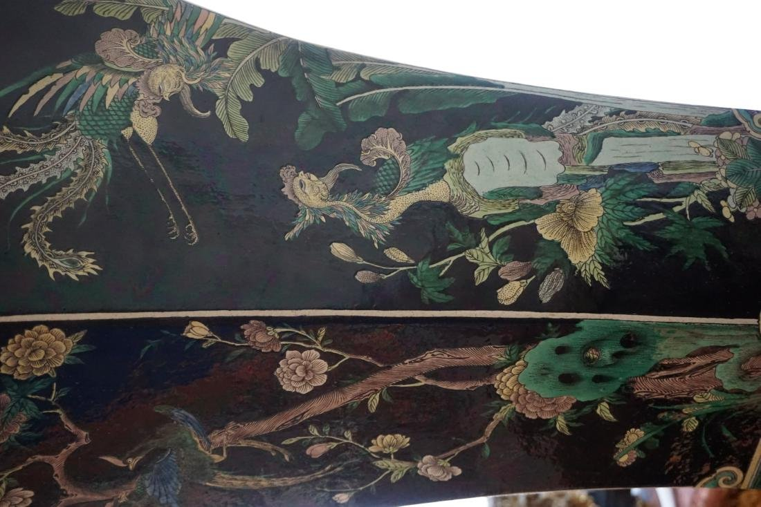 An Extremely Large, Museum Piece, Familie Verte Vase - 2