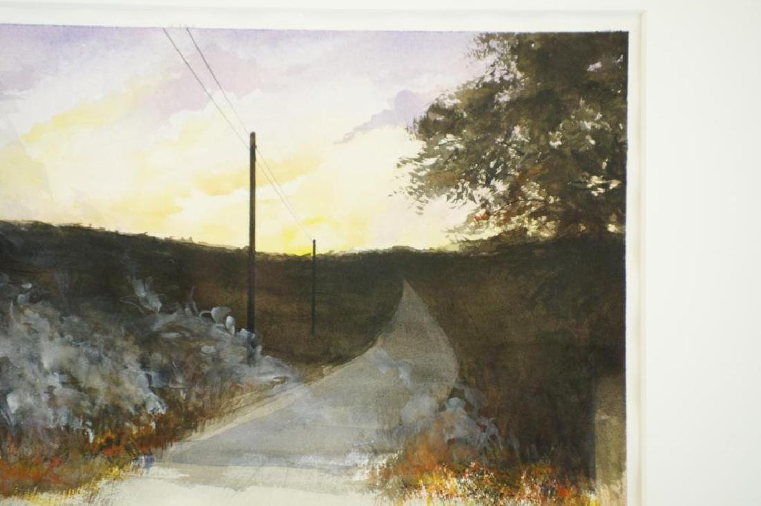 Martin John Garhart Watercolor - 3