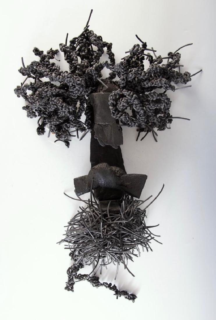 Contemporary Mixed Media Sculpture