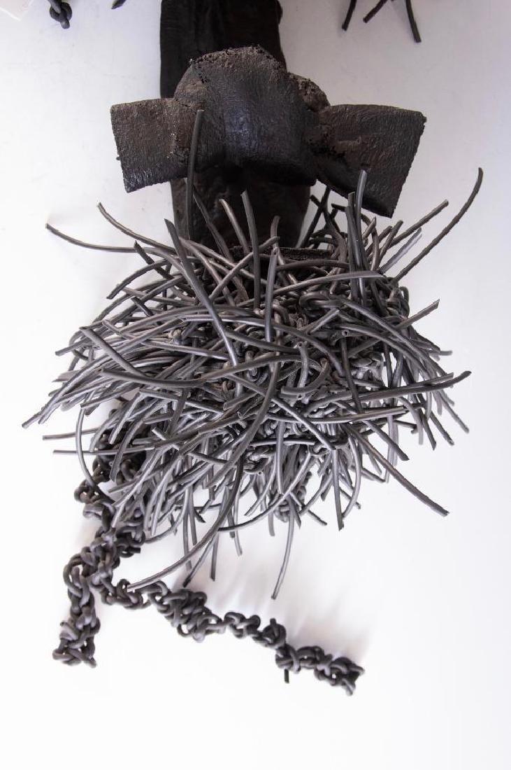Contemporary Mixed Media Sculpture - 2