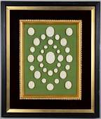 Framed Grouping of Grand Tour Italian Plaster Intaglios
