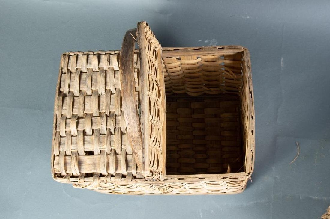 Lot of Three Baskets - 5