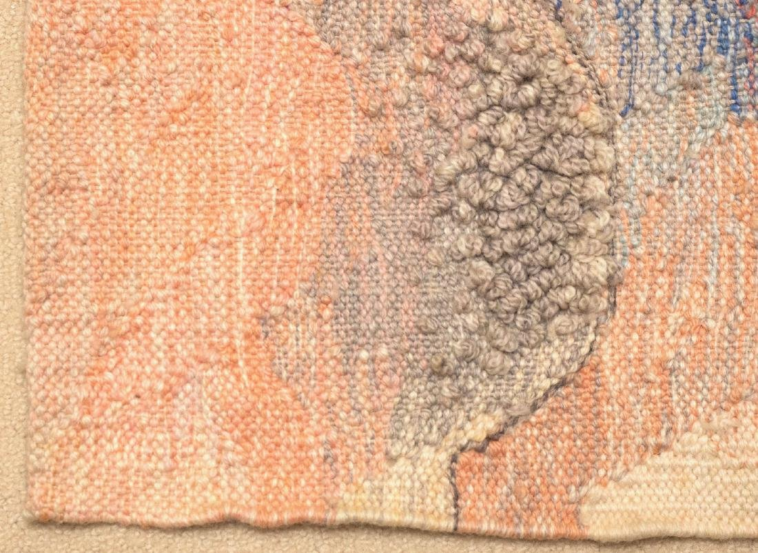 Hand Woven Wool Tapestry by A.Mierzejewski - 2