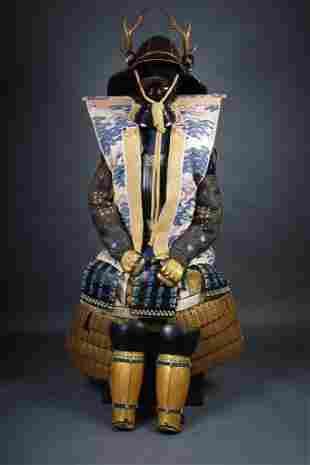 Late Muromachi or Early Edo Gusoku