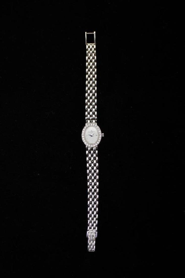 Ladies Baume & Mercier Gold & Diamond Watch - 2