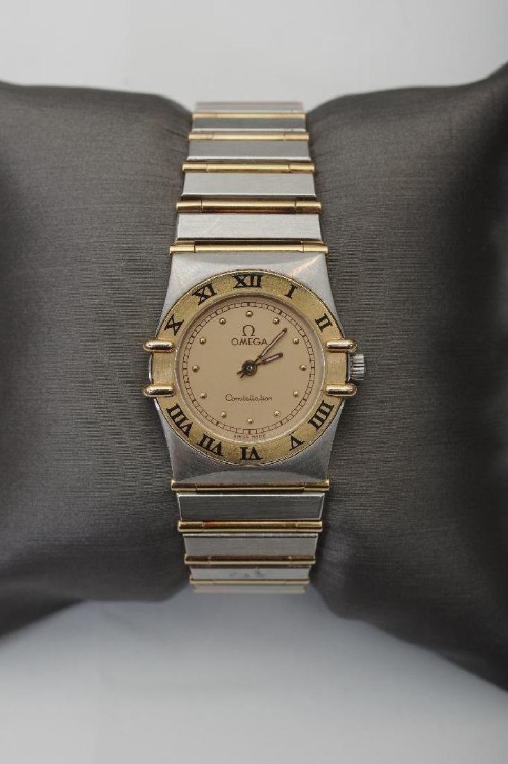 Ladies Omega Constellation Watch