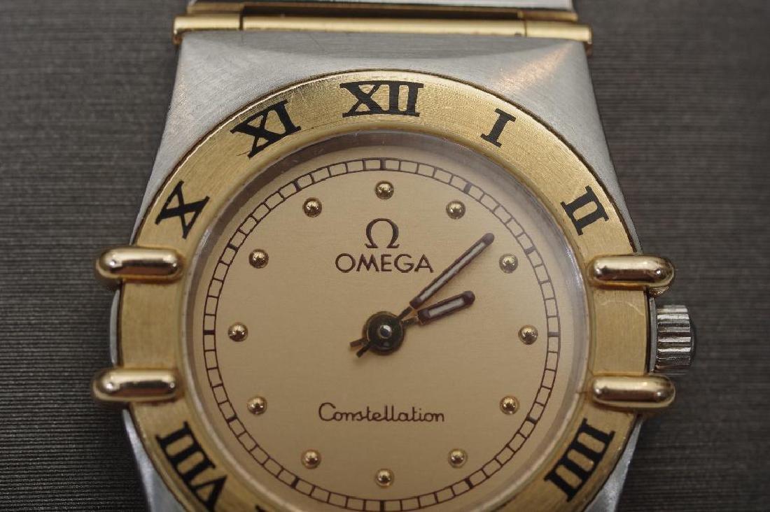 Ladies Omega Constellation Watch - 3