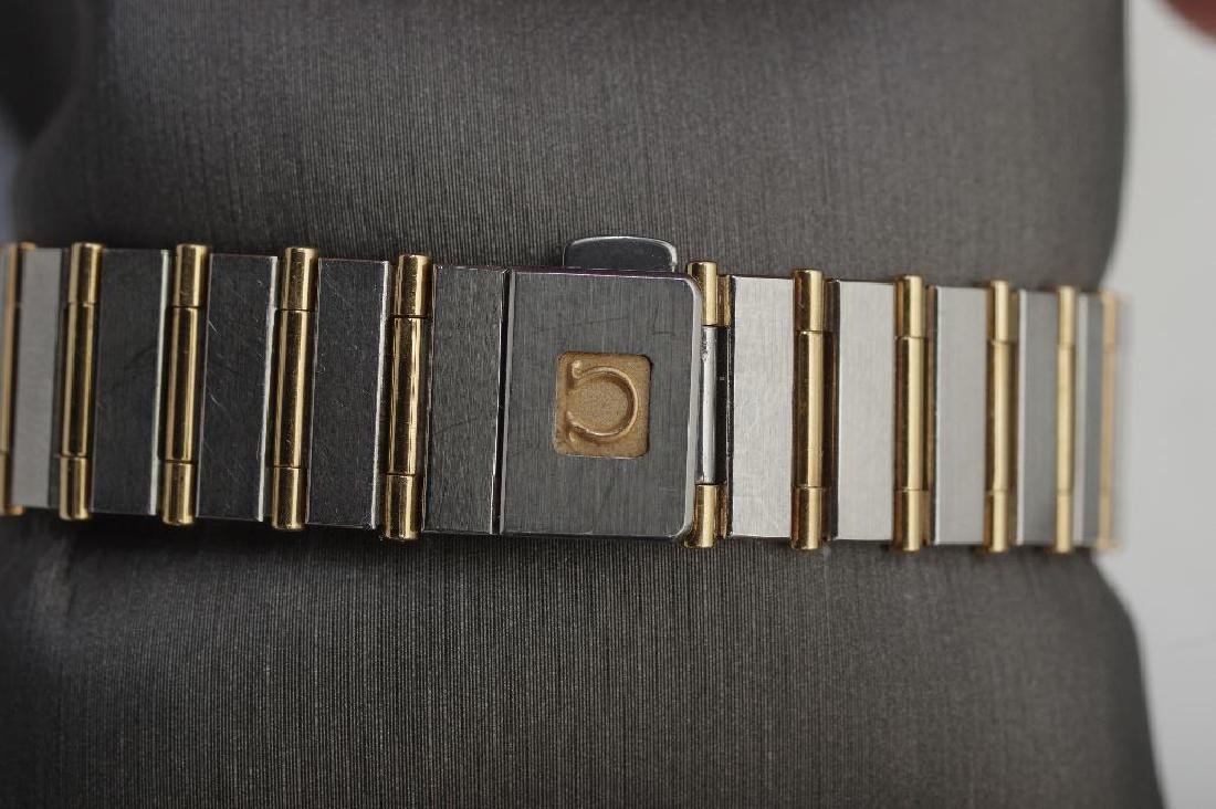 Ladies Omega Constellation Watch - 6