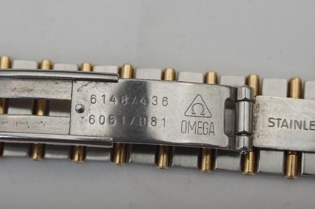 Ladies Omega Constellation Watch - 8