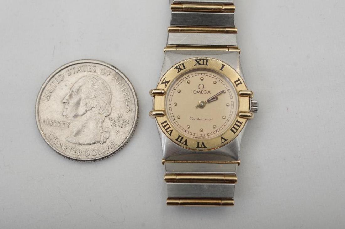 Ladies Omega Constellation Watch - 9