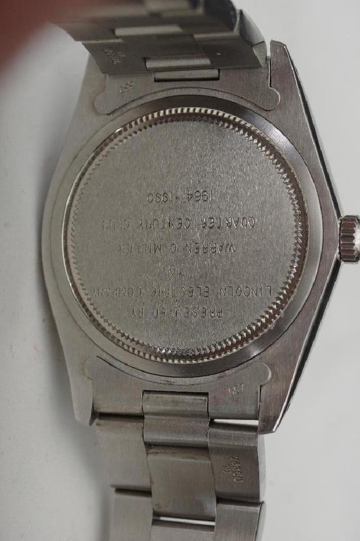 Men's Vintage Rolex Oysterdate Precision Watch - 3