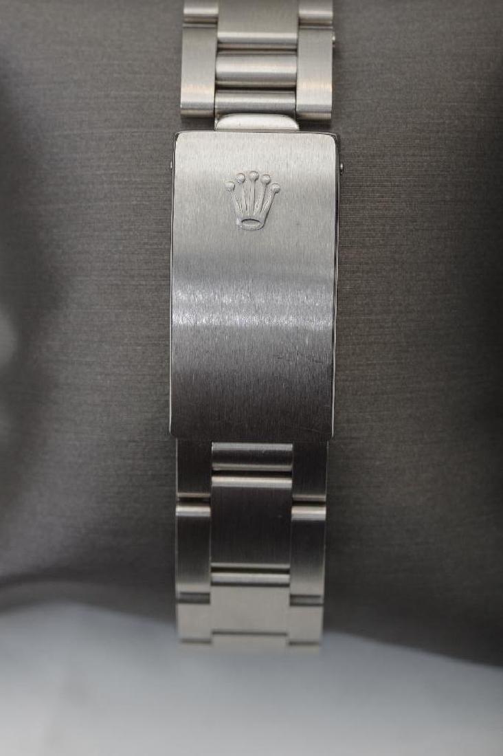 Men's Vintage Rolex Oysterdate Precision Watch - 4