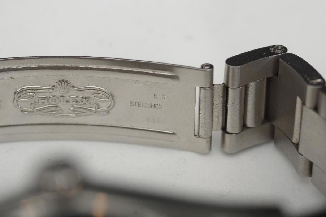 Men's Vintage Rolex Oysterdate Precision Watch - 8