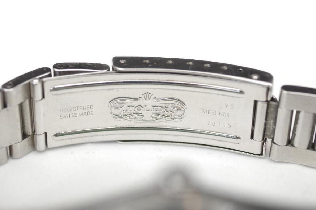 Men's Vintage Rolex Oyster Perpetual Datejust TT Watch - 5