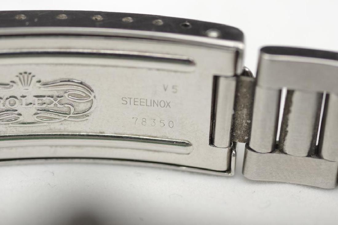 Men's Vintage Rolex Oyster Perpetual Datejust TT Watch - 7