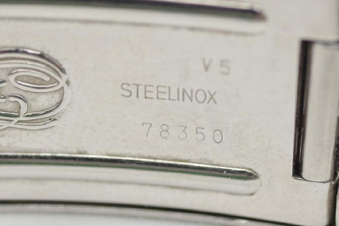 Men's Vintage Rolex Oyster Perpetual Datejust TT Watch - 8
