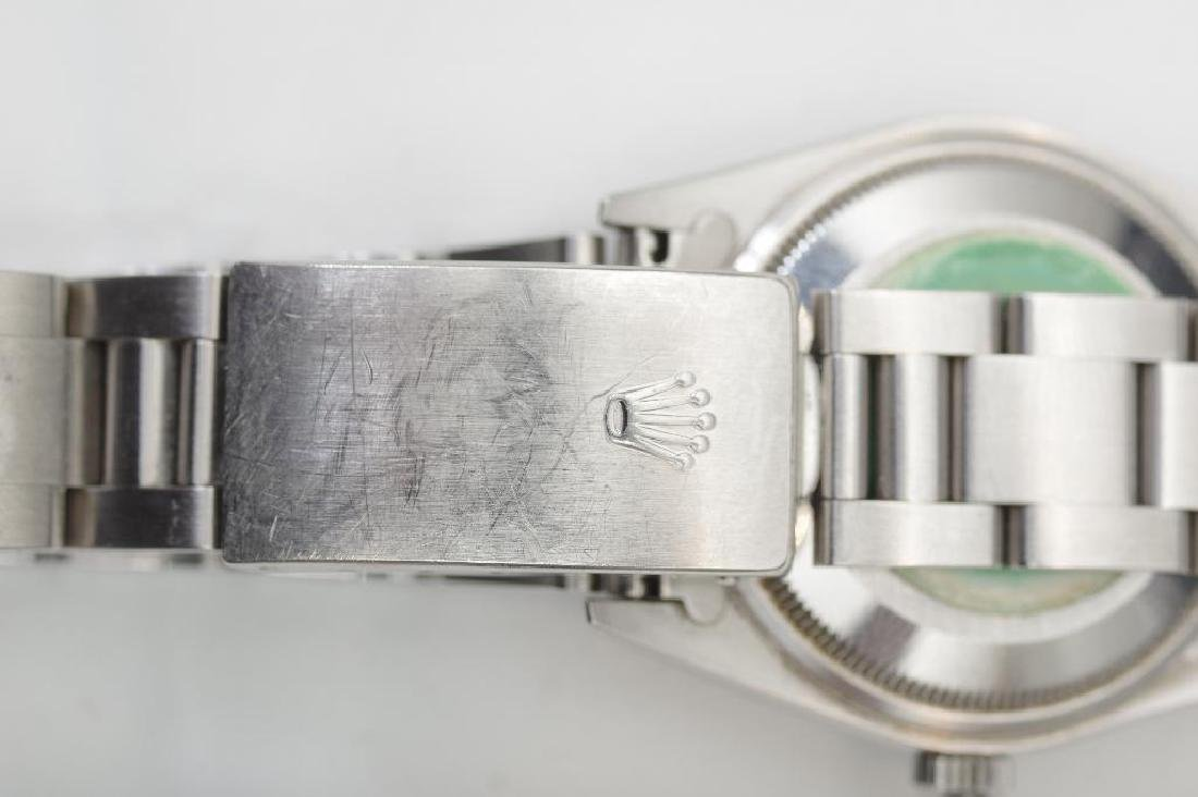 Men's Vintage Rolex Oyster Perpetual Datejust TT Watch - 9