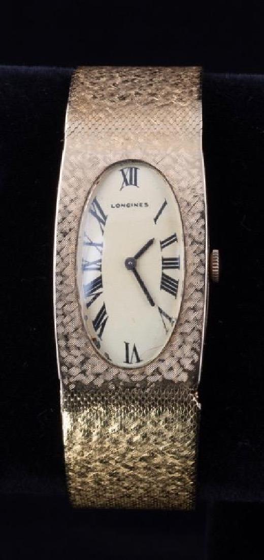Longines-Wittnauer 14K Yellow Gold Watch