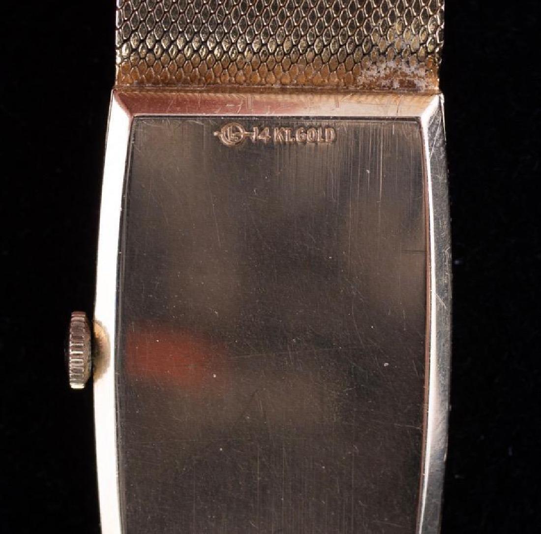 Longines-Wittnauer 14K Yellow Gold Watch - 3